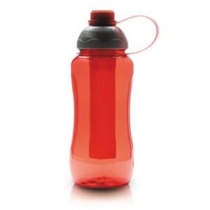 בקבוק ספורט כולל קרחון אדום