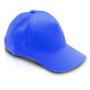 כובע מצחיה 5 פאנלים כחול