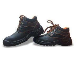 נעלי עבודה באיכות גבוהה שחורות