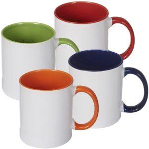 ספל קפה צבעוני למיתוג
