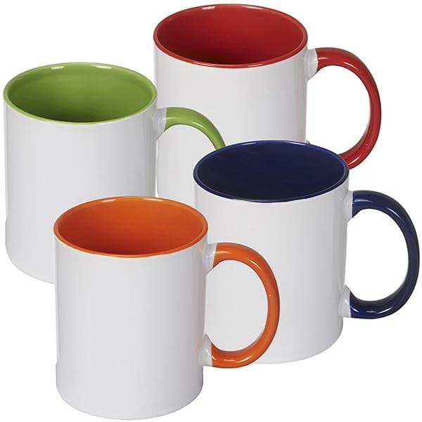 ספל קפה צבעוני