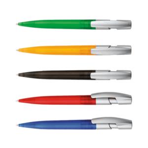 עט כדורי צבעוני למיתוג