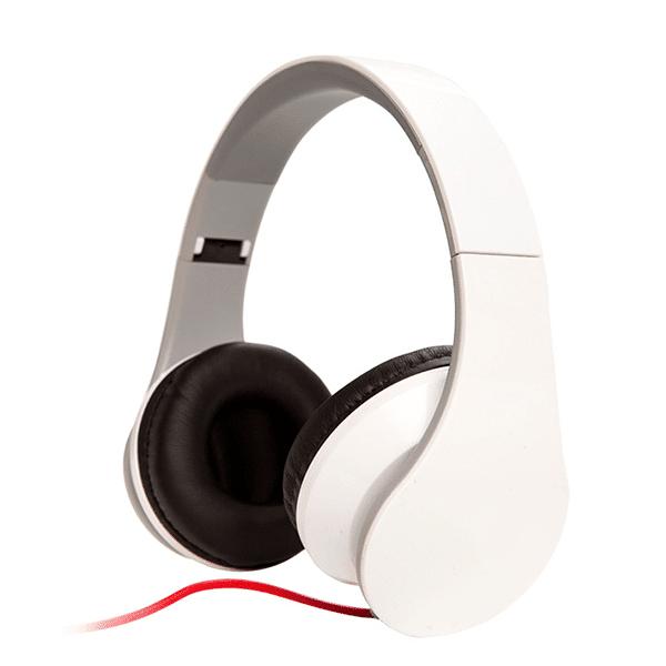 אוזניות קשת מעוצבות לבנות