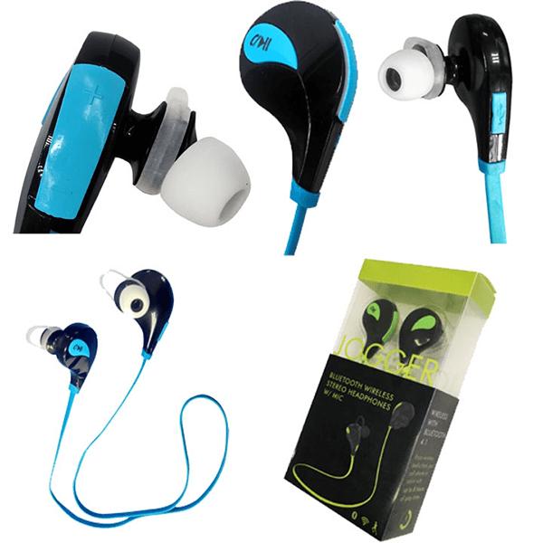 אוזניות ספורט ממותגות