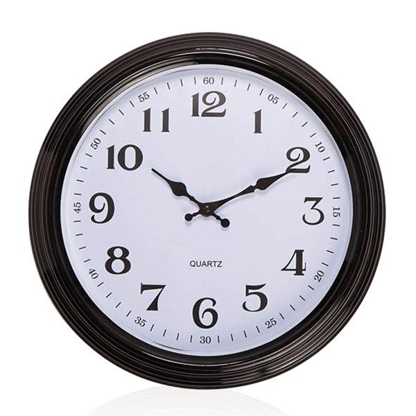 שעון קיר מעוצב מתנה למנהל