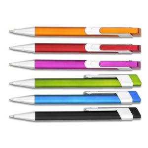 עטים להדפסה בצבעים שונים
