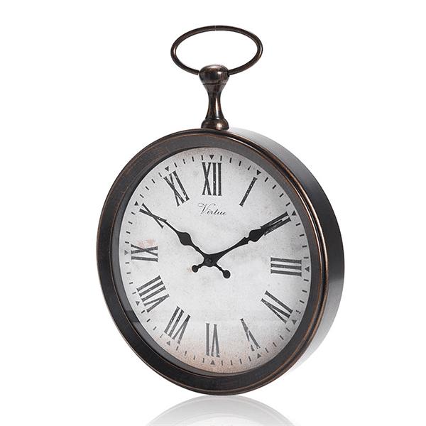 שעון קיר וינטג' ממותג