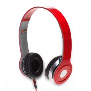 אוזניות מעוצבות עם מיקרופון