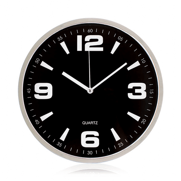 שעון קיר מעוצב למשרד