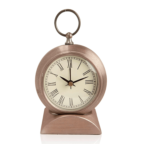 שעון שולחני בעיצוב וינטג'