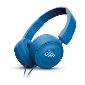 אוזניות JBL כחולות