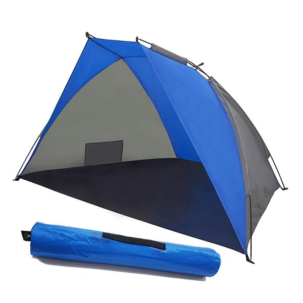 אוהל מתקפל ענק ממותג