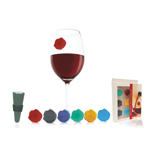 סט אביזרי יין מעוצב