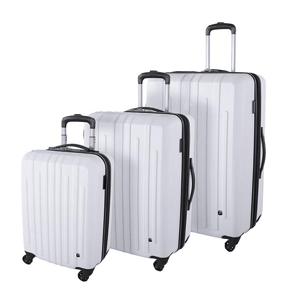 סט מזוודות קשיחות מהודר