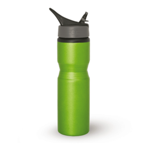 בקבוק שתיה ירוק מטאלי