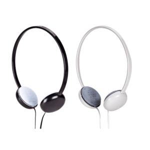 אוזניות קשת לבנות ושחורות