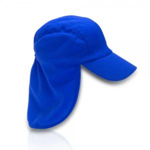 כובע מגן עורף כחול