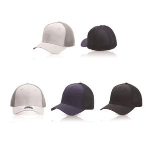 כובע מצחיה משולב רשת למיתוג
