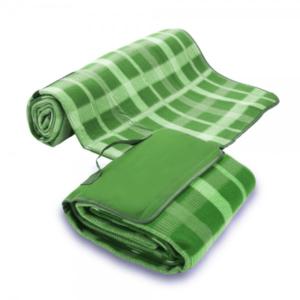 שמיכת פיקניק ירוקה