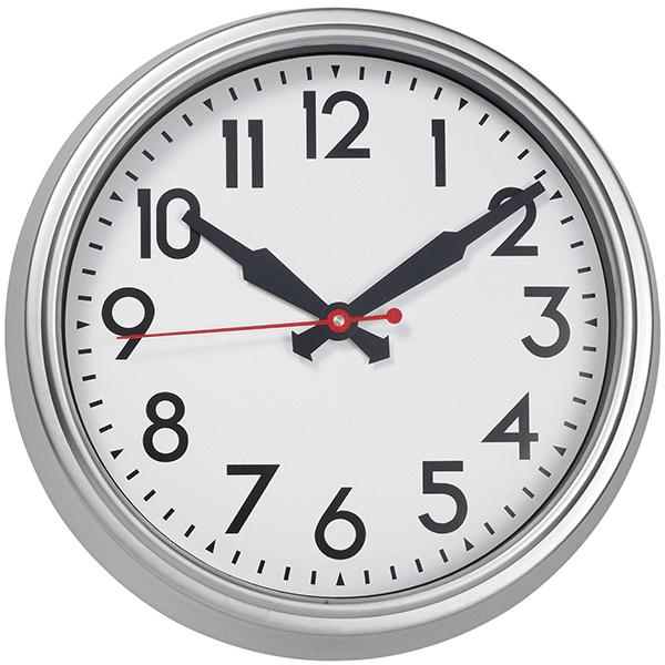 שעון קיר משרדי ממותג