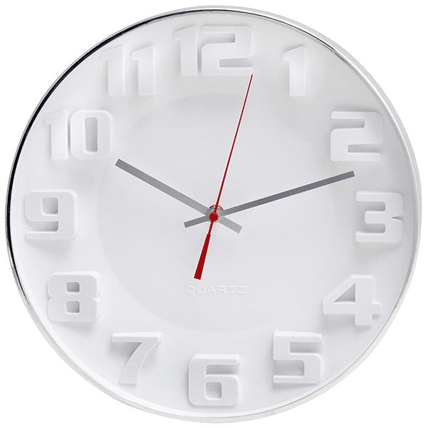 שעון קיר תלת מימדי מעוצב