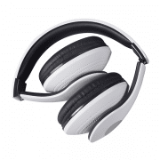 אוזניות מתקפלות עם דיבורית