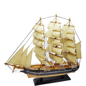 אוניית מפרש חצי מטר מתנה למנהל