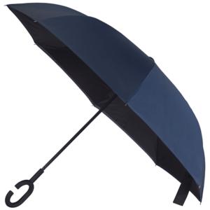 מטריה מתהפכת דו שכבתית מתנה לחורף