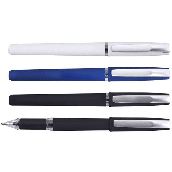 עט פלסטיק בגימור מט