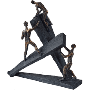 פסל אמנותי למנהל ולמשרד