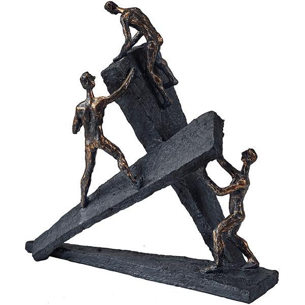 פסל אמנותי למנהל