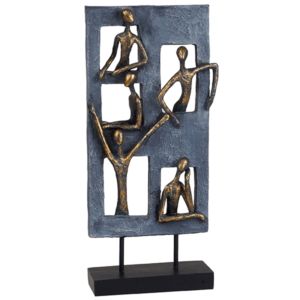 פסל אמנותי מעוצב במיוחד למנהל