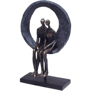 פסל אמנותי מעוצב למנהל ולמשרד מתנה