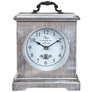שעון עץ שולחני מתנה למנהל