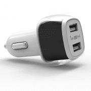 שקע USB כפול לרכב