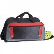 תיק צ´ימידן עם תא לנעליים אדום