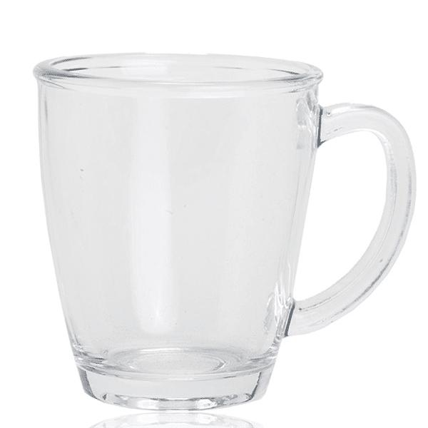 ספל זכוכית גדול למיתוג