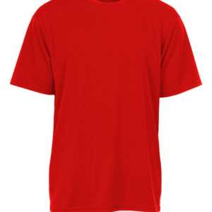 חולצת טי שירט למיתוג צבע אדום