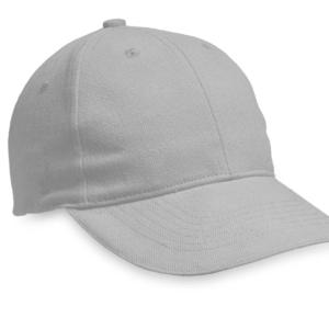 כובע מצחייה עם לוגו בצבע לבן