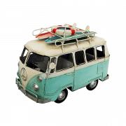 מודל רכב בעיצוב רטרו