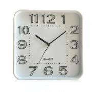 שעון קיר מרובע למשרד