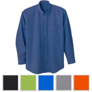 חולצה מכופתרת למיתוג במגוון צבעים