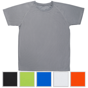 חולצת טישירט למיתוג במגוון צבעים