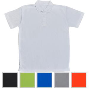 חולצת פולו למיתוג במגוון צבעים