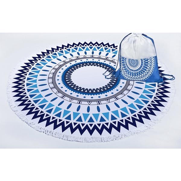 מגבת חוף מנדלה