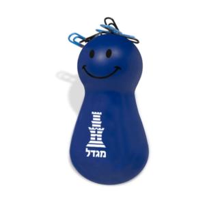 כדור לחץ למיתוג כחול