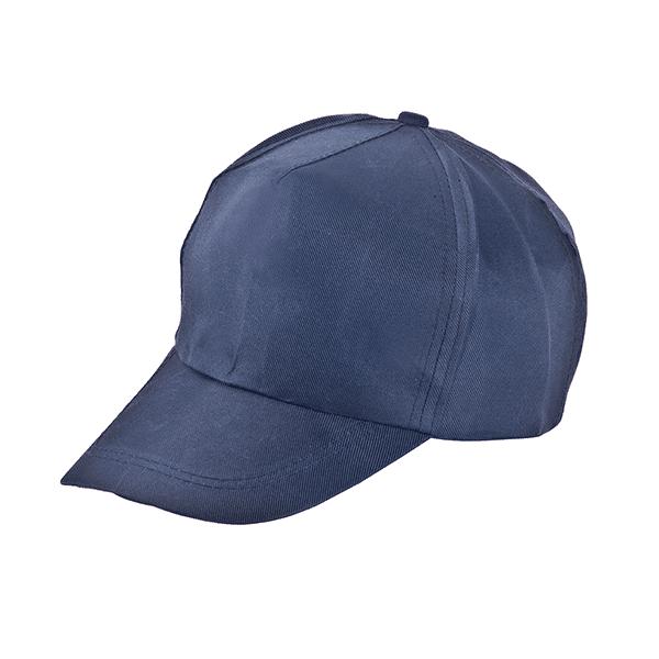 כובע למיתוג כחול