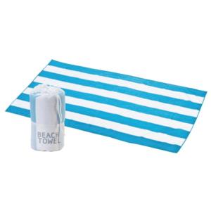 מגבת חוף מיקופייבר כחולה