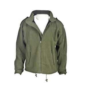 מעיל ווינדבלוק ירוק זית