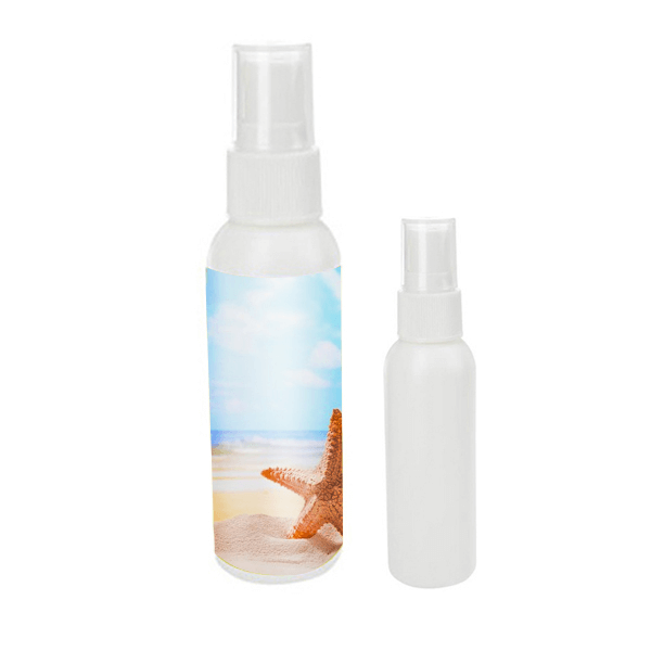 בקבוק קרם הגנה ממותג